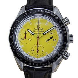 Omega Speedmaster Sports Chronograph Stainless Steel Automatic 39mm Mens Watch