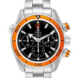 Omega Seamaster Planet Ocean Midsize Watch 222.30.38.50.01.002 Card