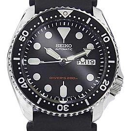 Seiko Diver Stainless Steel 42mm Mens Watch