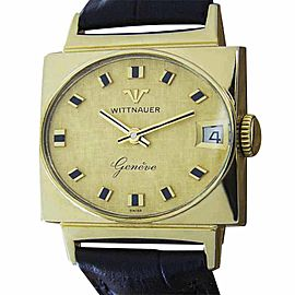 Wittnauer Geneve Vintage 27mm Mens Watch