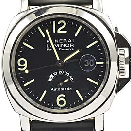 Panerai Luminor PAM00090 Automatic Stainless Steel 44mm Mens Watch
