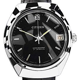 Citizen Vintage 37mm Mens Watch