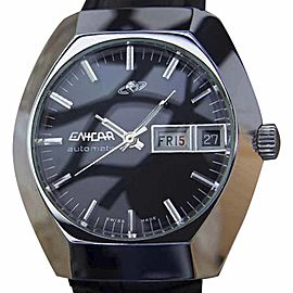 Enicar Vintage 36mm Mens Watch