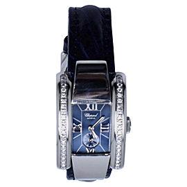 Chopard La Strada 41/8357 Stainless Steel Diamond Quartz 23mm Womens Watch