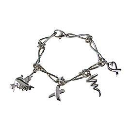 Tiffany & Co. Paloma Picasso 925 Sterling Silver Zig Zag Bracelet