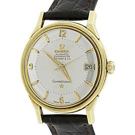 Omega Constellation 14902/3 SC-62 14K Yellow Gold Vintage 34mm Unisex Watch