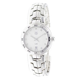 Tag Heuer Link WAT1311.BA0956 34.5mm Womens Watch