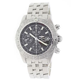 Breitling Galactic Chronograph II A1336410/M512 44mm Mens Watch