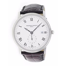 Frederique Constant Slim Line FC-245M4S 37mm Mens Watch