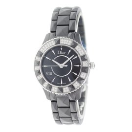 Christian Dior VIII CD1231E1C001 33mm Womens Watch