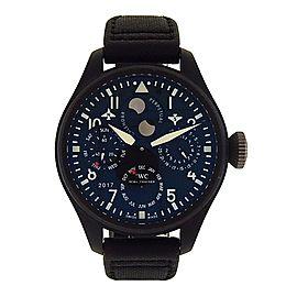 IWC Big Pilot's Perpetual Calendar IW502902 PVD Ceramic Automatic 48mm Mens Watch