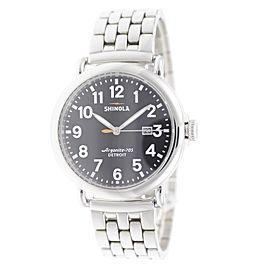 Shinola The Runwell 10000053 41mm Mens Watch