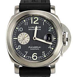 Panerai Luminor Marina PAM00086 Stainless Steel 44mm Mens Watch