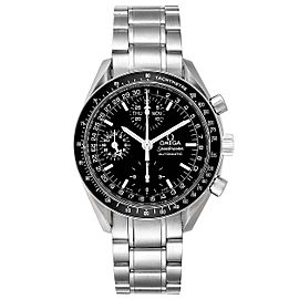 Omega Speedmaster Day Date Black Dial Automatic Mens Watch 3520.50.00