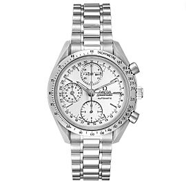 Omega Speedmaster Day Date Chronograph Mens Watch 3521.30.00 Card