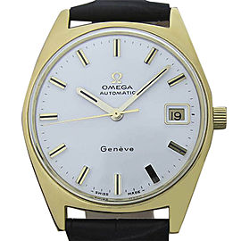 Omega Geneve Vintage 34mm Mens Watch 1960