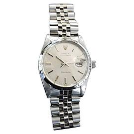 Rolex Oysterdate Precision 6694 Vintage 35mm Mens Watch 1970