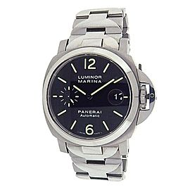 Panerai Luminor Marina PAM00050 Stainless Steel Automatic 40mm Mens Watch