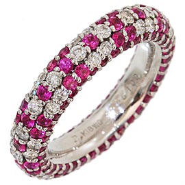 Vecchio Diamond, Sapphire Ring