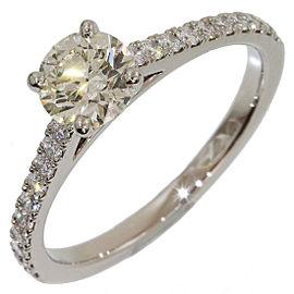 De Beers Platinum Diamond Ring