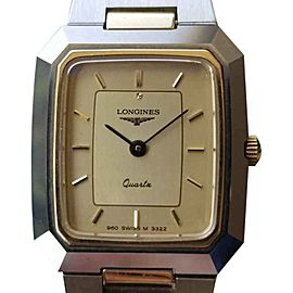 Longines Vintage 21mm Womens Watch 1980s