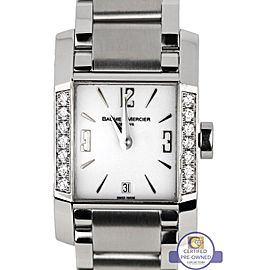 Baume & Mercier Diamant 8739 Womens 33mm Watch