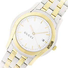 Gucci 5500 Series YA055214 42mm Mens Watch