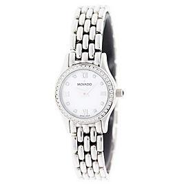 Movado Rilati 0605800 21mm Womens Watch