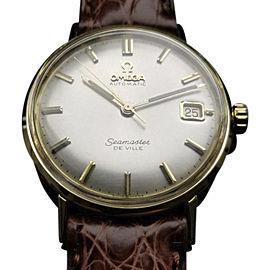 Omega Seamaster Deville 34mm Vintage Mens Watch 1960s