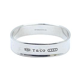 Tiffany & Co. 1837 Sterling Silver Bangle Bracelet