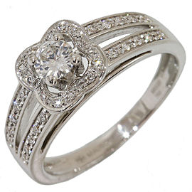 Mauboussin White Gold Diamond Ring