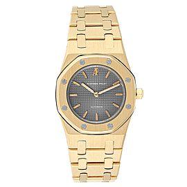 Audemars Piguet Royal Oak Yellow Gold Automatic Ladies Watch