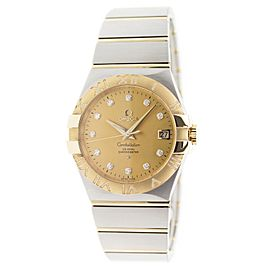 Omega Constellation 123.25.35.20.58.002 35mm Mens Watch