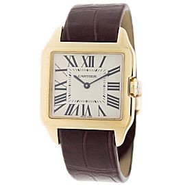 Cartier Santos Dumont W2009351 30.3mm Womens Watch