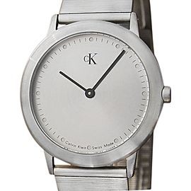 Calvin Klein K3411 34mm Mens Watch