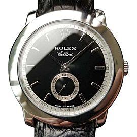 Rolex Cellini 5241 38mm Mens Watch