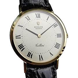 Rolex Cellini Vintage 32mm Mens Watch
