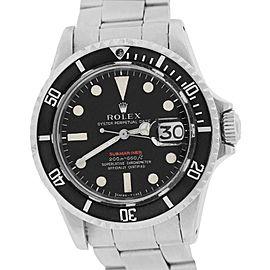 Rolex Submariner Date 1680 Vintage 40mm Mens Watch
