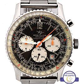 Breitling Navitimer 8808 Vintage 41mm Mens Watch