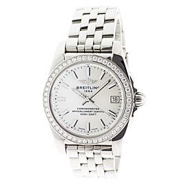 Breitling Galactic A7433053/A779​ 36mm Womens Watch