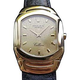 Rolex Cellini 6633 30mm Unisex Watch