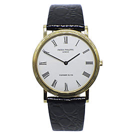 Patek Philippe Calatrava 3520 32mm Unisex Watch