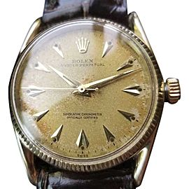 Rolex Oyster Perpetual 1011 Vintage 33mm Mens Watch