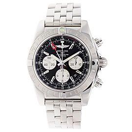 Breitling Chronomat GMT AB0420 44mm Mens Watch
