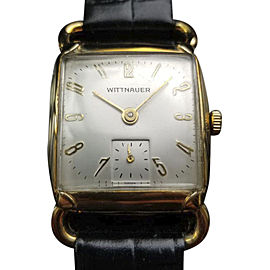 Longines Art Deco Vintage 21mm Unisex Watch
