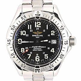 Breitling SuperOcean A17040 41mm Mens Watch