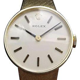 Rolex 8317 Vintage 22mm Cocktail Womens Watch
