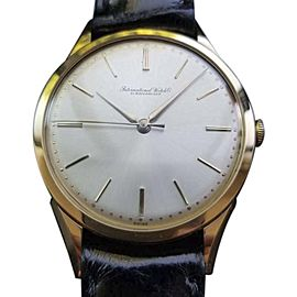 IWC Dress Vintage 36mm Mens Watch