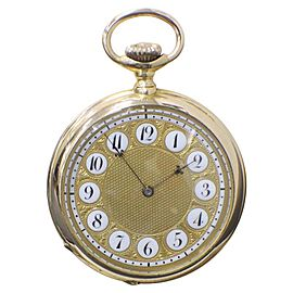 Patek Philippe 89578 Vintage 46mm Unisex Pocket Watch