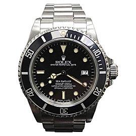 Rolex Sea Dweller 16660 40mm Mens Watch